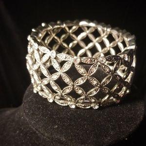 Bracelet-Silver Plated